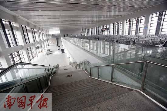 新建的贵港高铁站比较气派.-广西高铁站 桂平站位置较偏 梧州南站设图片
