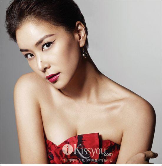 盘点韩国天然美女明星