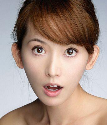 台湾第一美女模特