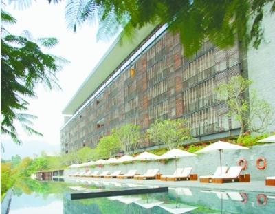 南京首家七星级酒店青奥会前运营