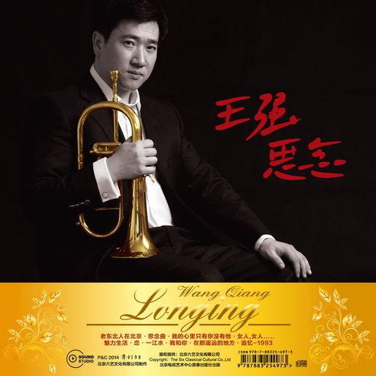 王强《思念》封面。