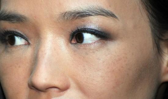 化妆的正确步骤雀斑