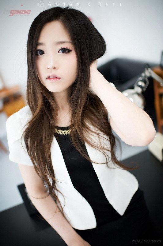 韩27岁整容美女如10岁少女【8】 陕西频道