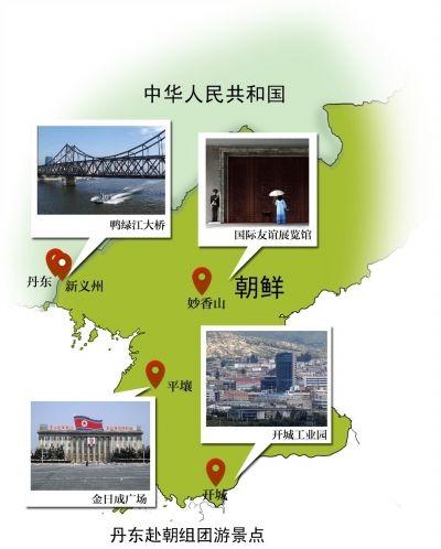 丹东赴朝鲜自驾游有望6月开通全