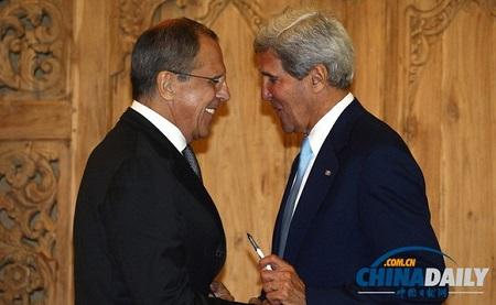 俄媒:美国务卿拒同俄外长就乌局势进行电话交谈