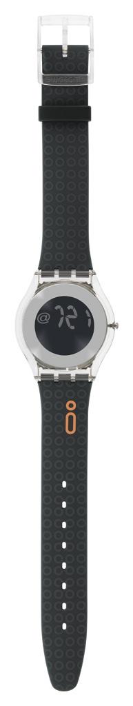 瑞士腕表厂商Swatch准备对苹果 iWatch 发起专利进攻