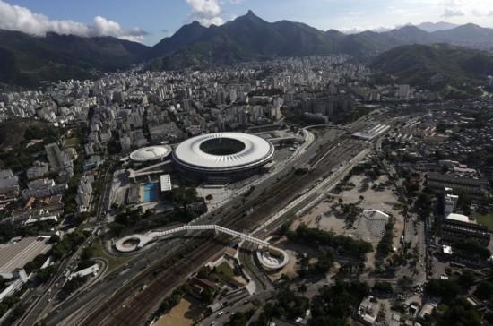 世界杯前探访巴西全新体育场