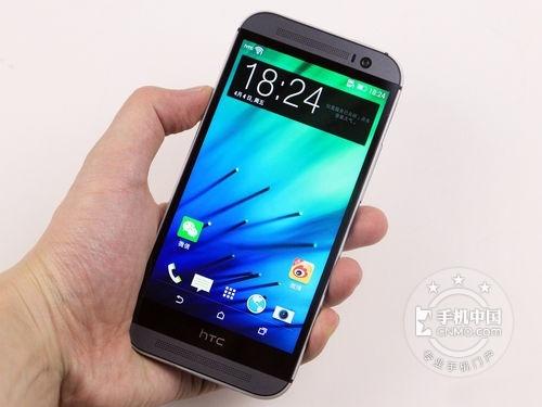 双后置镜头金属机身 HTC One M8热卖中