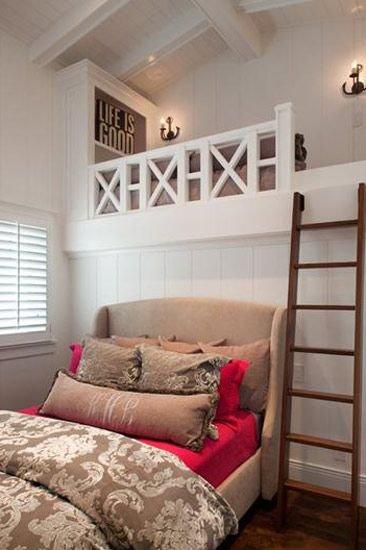 卧室装修效果图欣赏 12款美式风格卧室照