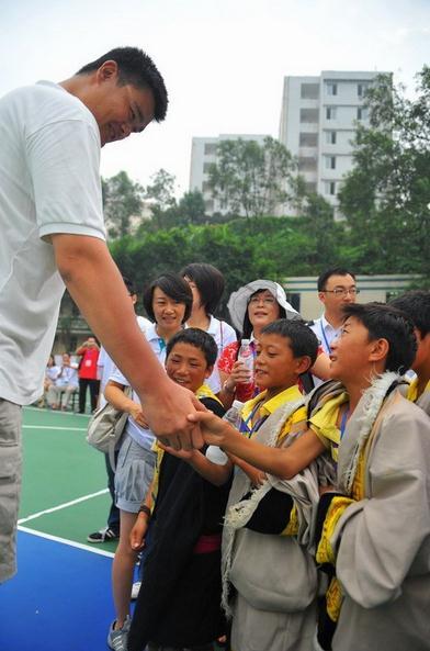小学教师人物访谈_姚基金:一个项目的平台化之道--公益--人民网