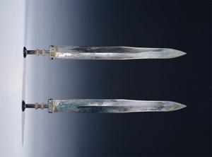 吴王剑越王剑重回苏州 12月办青铜兵器展