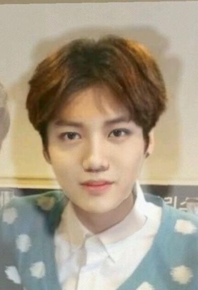 EXO世勋鹿晗撞脸似双胞胎 网友推出各成员合成脸