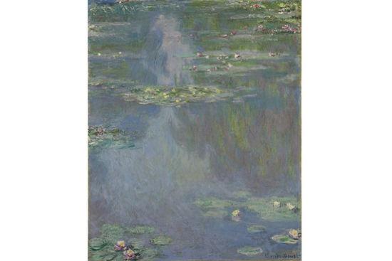 中国买家2700万美元拍走莫奈名画作《睡莲》
