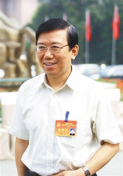 四川省原省委副书记李春城。曾主政成都13年。图/CFP