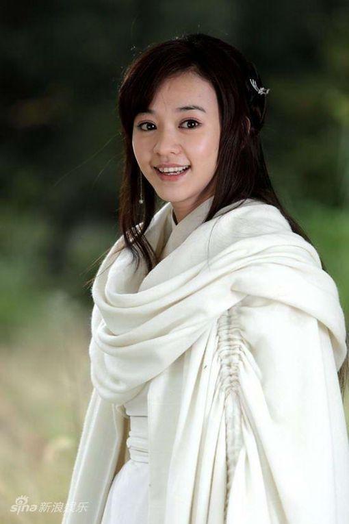 刘涛林心如刘诗诗 女星最美古装造型令人迷醉