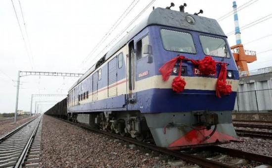 #(财经专线)(1)山西王家岭铁路运煤专线开通