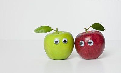绿苹果缓解焦虑 14个奇怪但管用健康秘诀