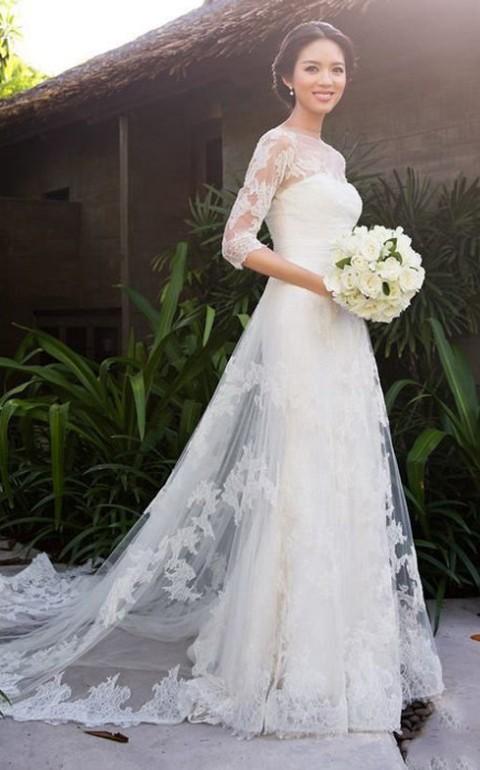 最美婚纱_世界上最美的婚纱