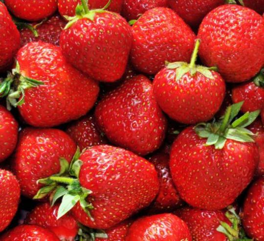 草莓竟能防癌 揭秘10大长寿食物让你长生不老