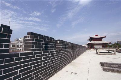 三亚历史文化名镇崖州古城墙修缮基本竣工