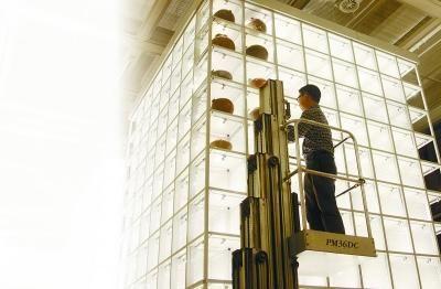 装载南迁文物的260个古董木箱将首次展出--艺术收藏