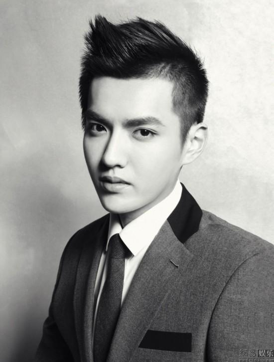 EXO M队长吴亦凡提出解约吴亦凡写真 图