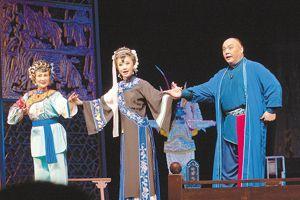 魏明伦创作川剧《易胆大》在南京上演