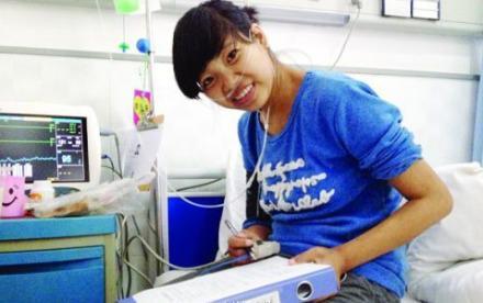 江苏泗阳年轻妈妈病重放弃治疗 志愿捐眼角膜