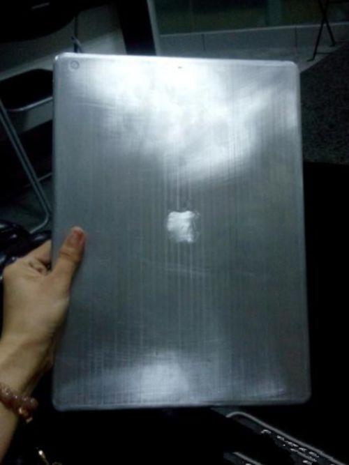 疑似iPad Pro模型曝光:类似iPad mini