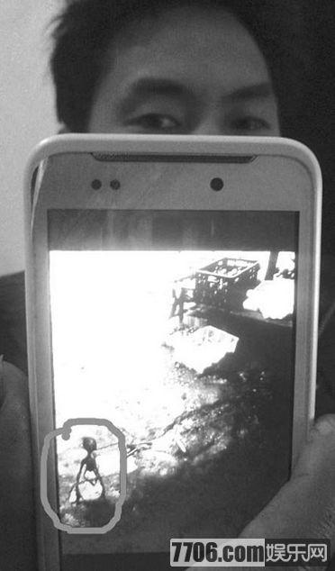 长沙拍到外星人照片_北冰洋疑现美人鱼外貌的外星人 看全球恐怖生物--人民网四川 ...