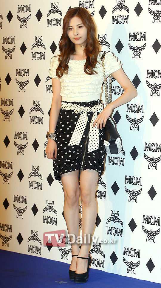 少女时代全智贤宋茜朴信惠 盘点韩国女星的高