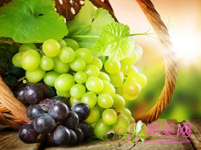 葡萄养肠胃还利胆 葡萄鲜为人知的七大功效
