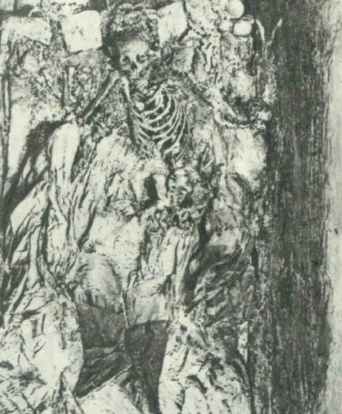 清朝地宫被盗:慈禧死后三次入殓 竟被鞭尸(组图)