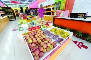 南京昔日红火慈善超市 大多处于半歇业状态