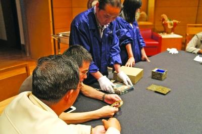 20件珍贵玉器藏品亮相苏州 含清乾隆白玉大象