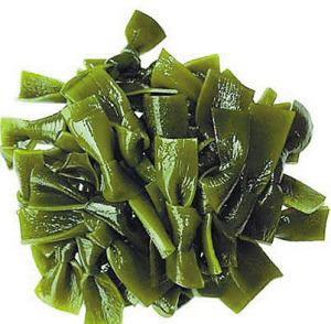 当前,从海洋生物中提取的各种海 海藻内含有多种微量元素,碘的含