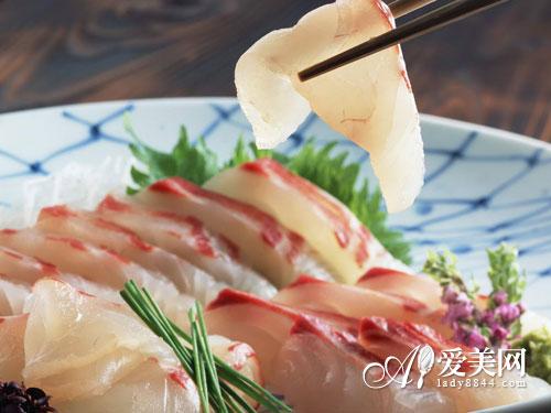 饮食养生:巧吃鱼的8部位 营养最大化