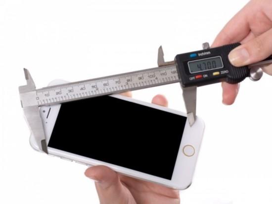 4.7英寸已确定 苹果iPhone 6尺寸大曝光(图)
