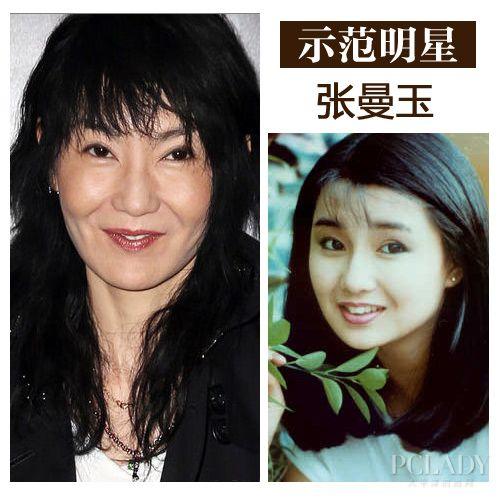 张柏芝19岁写真美翻天 昔日女神谁放弃了保养