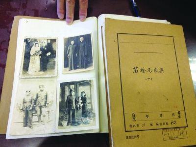 2本抗战相册入选珍贵文献 主人是徐州92岁老兵