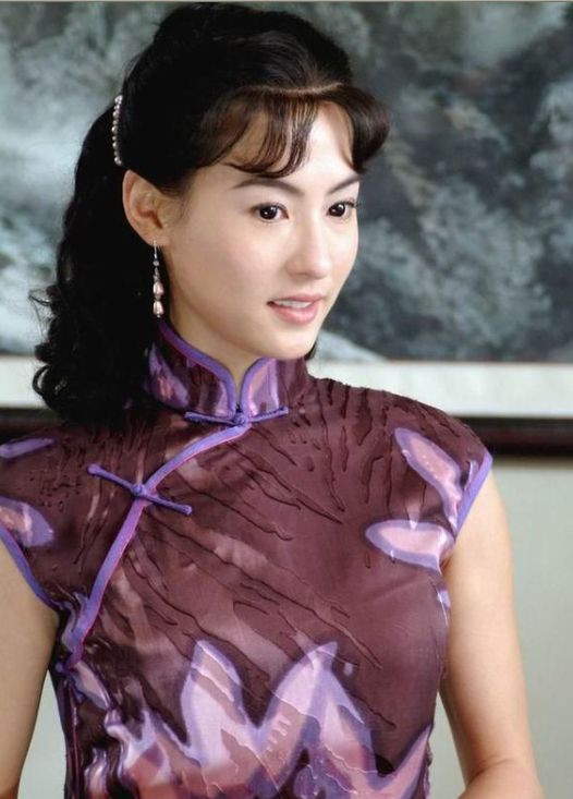 全智贤张曼玉章子怡范冰冰 盘点一线女星旗袍