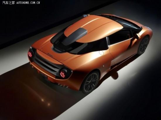 兰博基尼 兰博基尼 5-95 2014款 Zagato Concept
