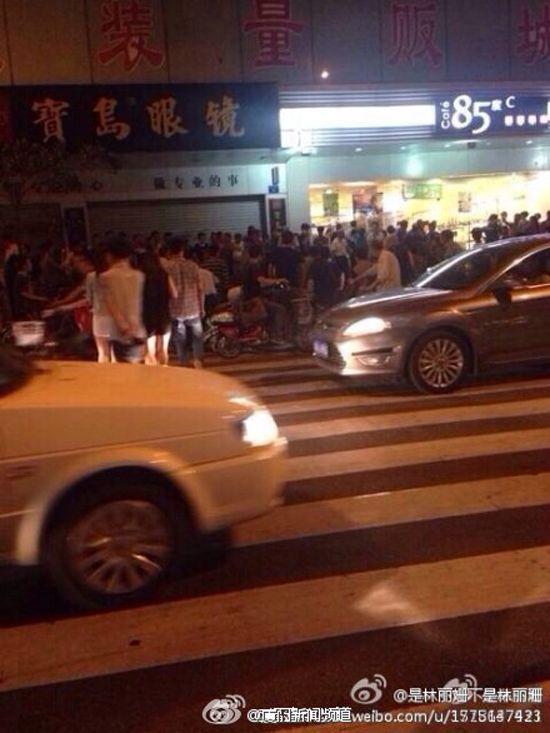 福州砍人事件造成2死1伤 死者中有一民警(图)