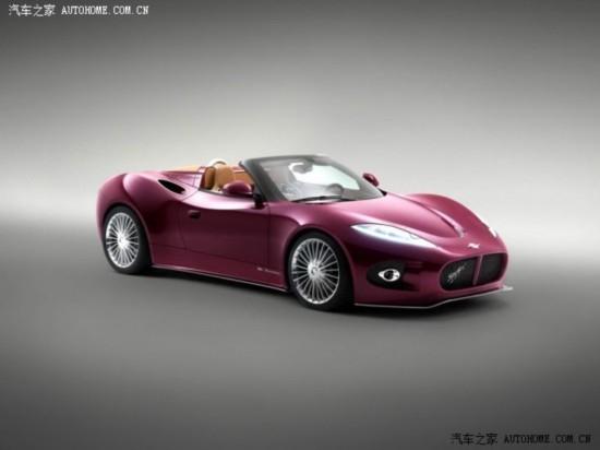 世爵 世爵B6 2013款 Venator概念版