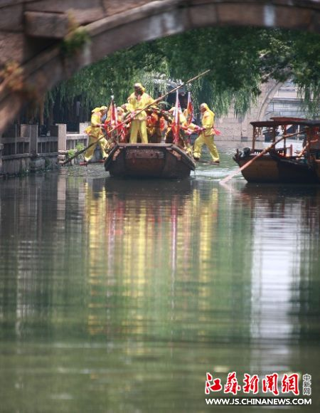 Zhouzhuang welcomes Dragon Boat Festival