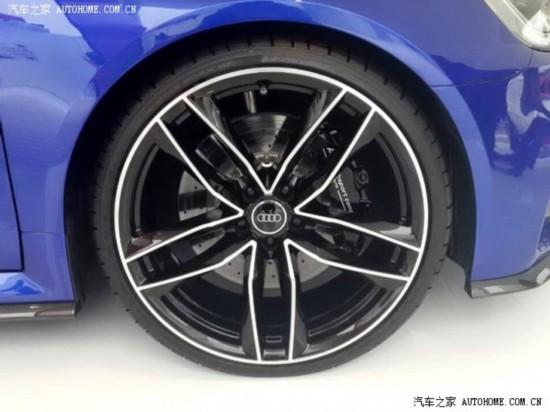 奥迪(进口) 奥迪A3(进口) 2014款 Clubsport quattro Concept