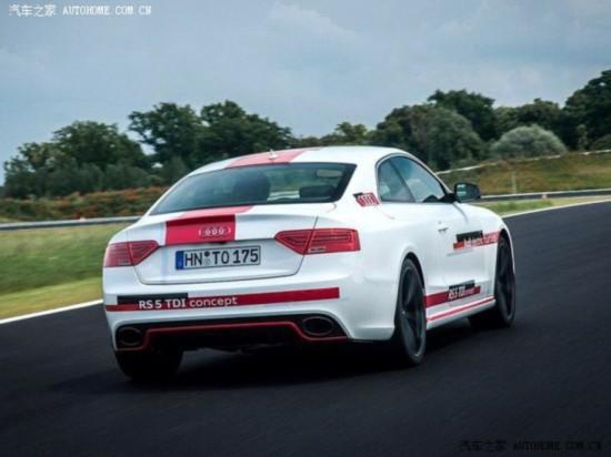 奥迪RS 奥迪RS 5 2014款 RS 5 TDI Concept