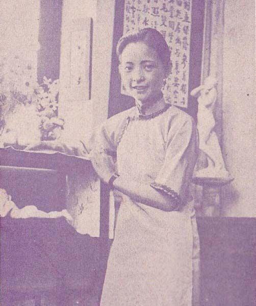 唐瑛/上世纪二三十年代的旧上海,美女明星云集,让这个城市如此香芬...