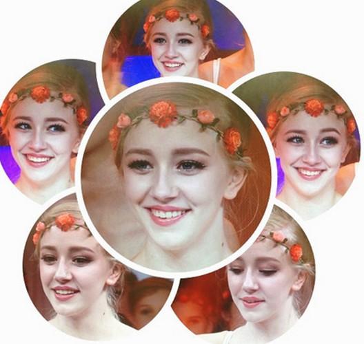 丹麦女神天天向上惊艳亮相 芭蕾天使仙气十足