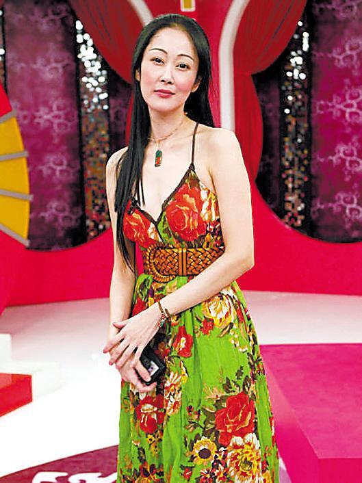 台湾艺人欢欢曾有两段婚姻 首任丈夫八次外遇 图图片